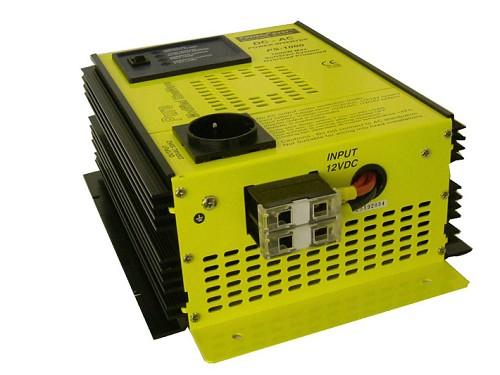 INVERTER 1750WATT-24VOLT