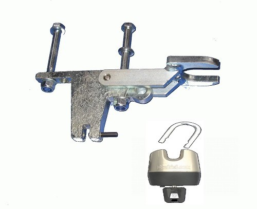 Disselslot, Double Lock A SCM ongeremd MP 030407